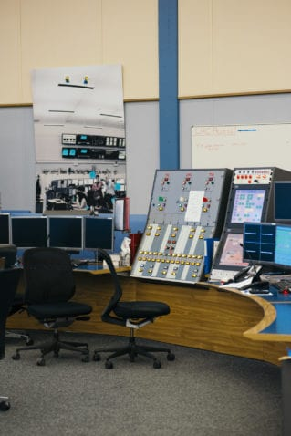 Cern Documentary Control Center About the Universe by Marlene Mautner